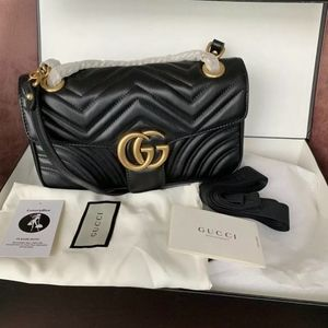 Gucci gg marmont medium